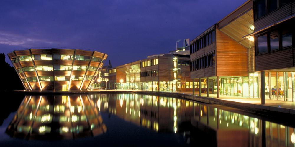 Nottingham University Jubilee Campus
