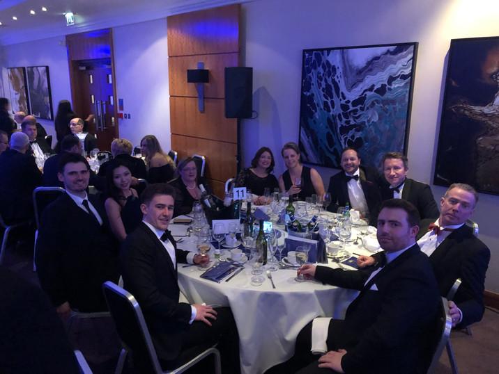 Hockley Developments 2019 Double Winners