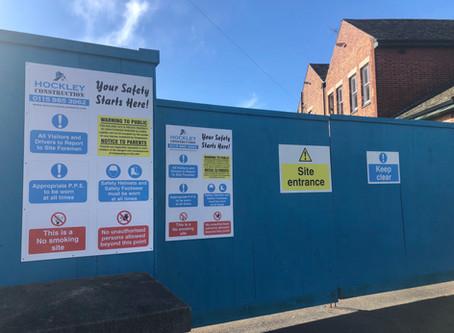 New Nottingham Development