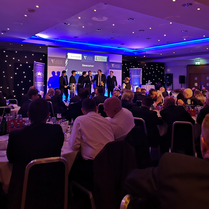 Hockley Developments at the East Midlands Awards