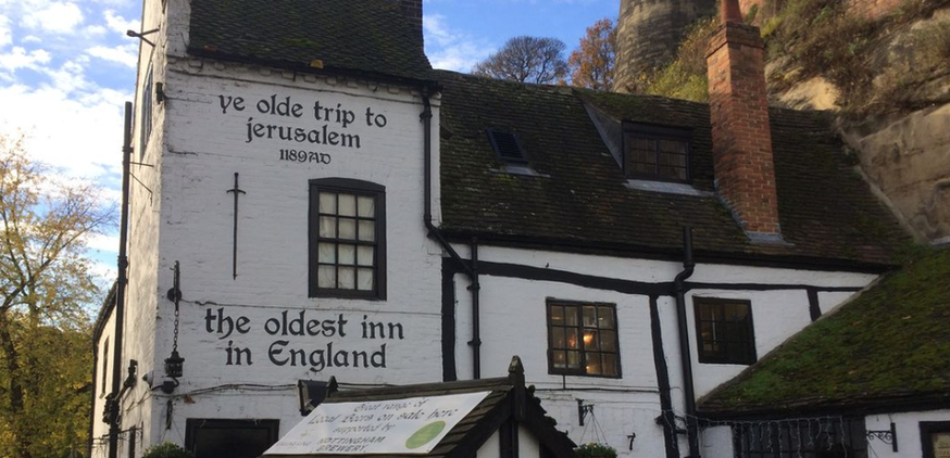 Ye Olde Trip To Jerusalem
