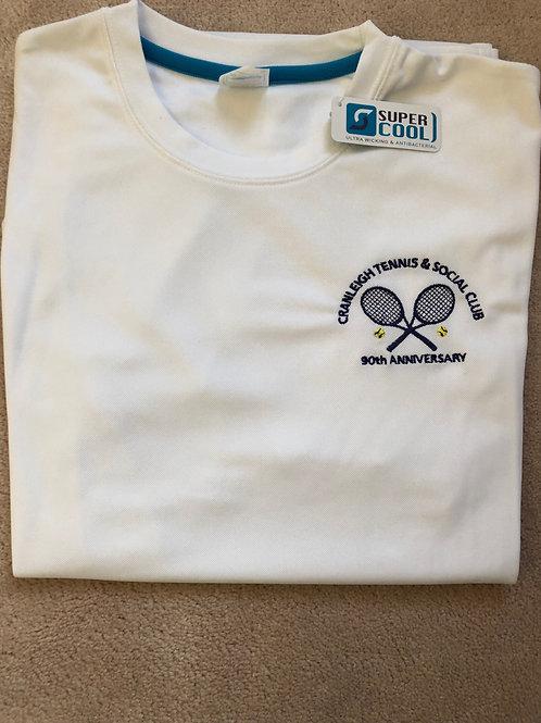 White Club T-Shirt (Childrens)