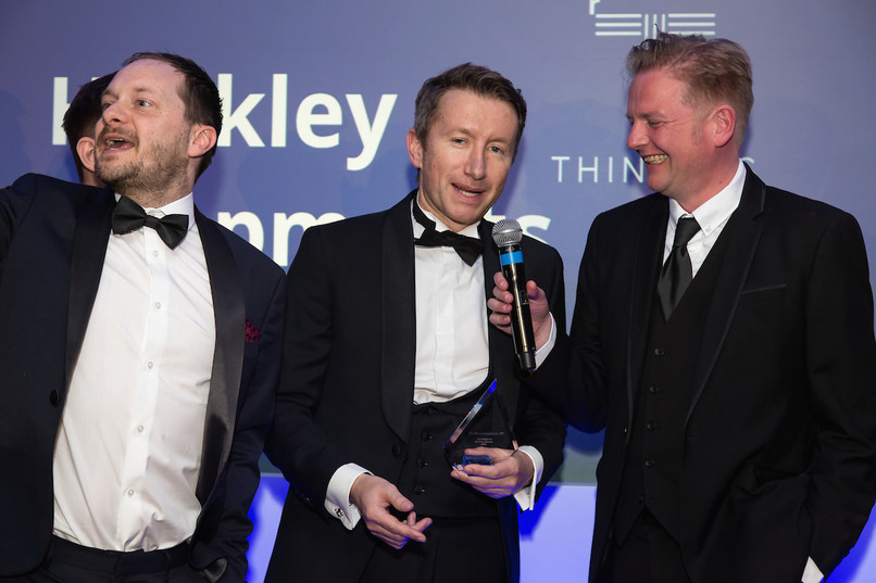 Hockley picking up Fast Growth Award