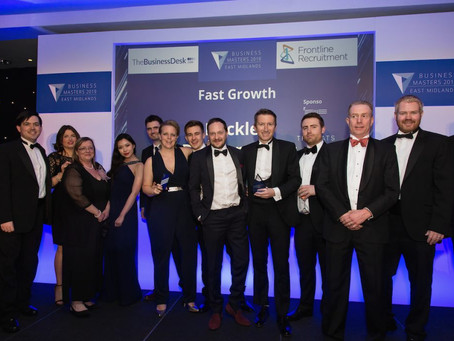 Hockley Developments Nominated For More Awards
