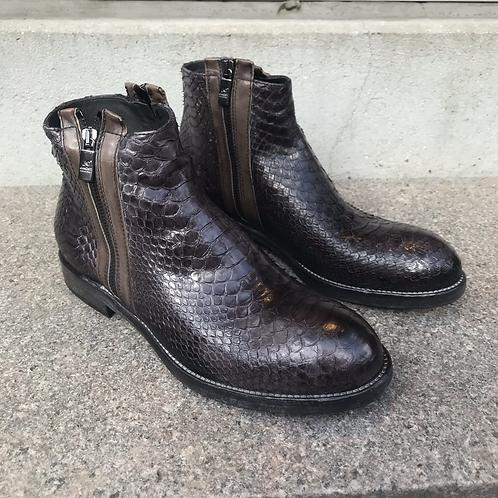Jo Ghost støvle (grålig)