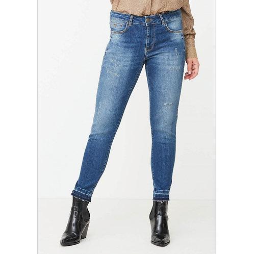 Isay jeans (lys blå slidt)