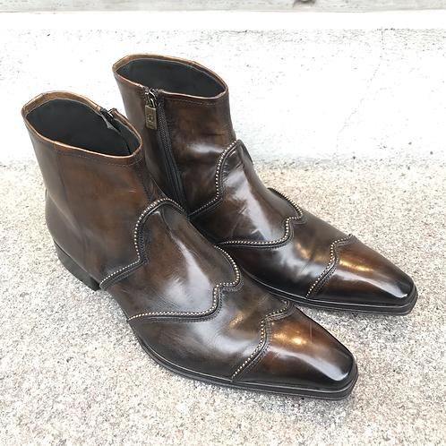 Jo Ghost støvle (mørkebrun)