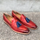 Thumbnail: Melvin & Hamilton sko (rød/blå)