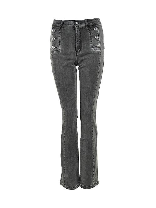 Fine Copenhagen jeans (grå/sort)