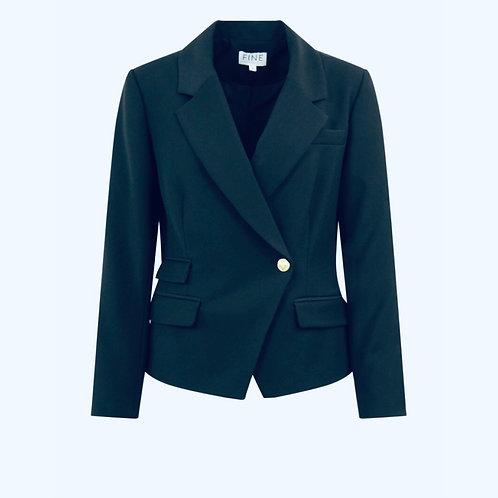 Fine Copenhagen blazer (mørk blå)
