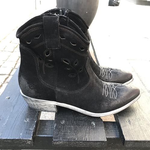 Concept støvle (sort)