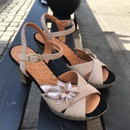 Chie Mihara sandal (sand)