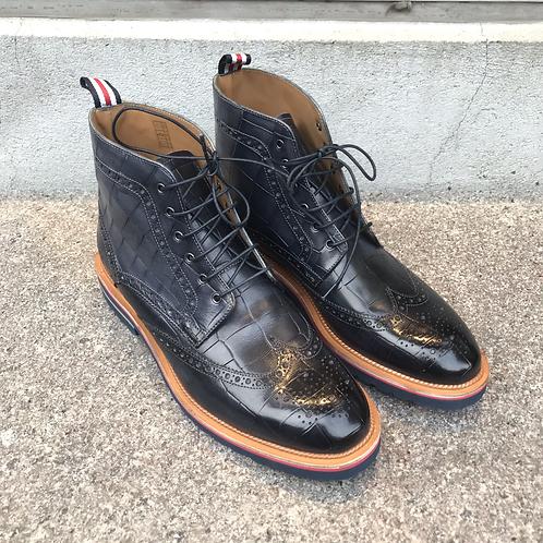 Melvin & Hamilton støvle (mørkeblå)