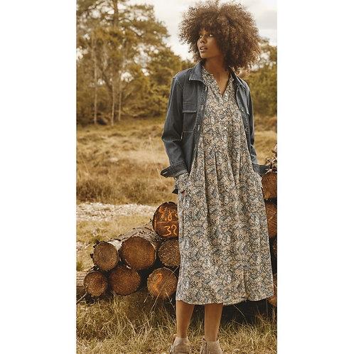 Isay kjole (multi/beige/blå/lyserød mm)