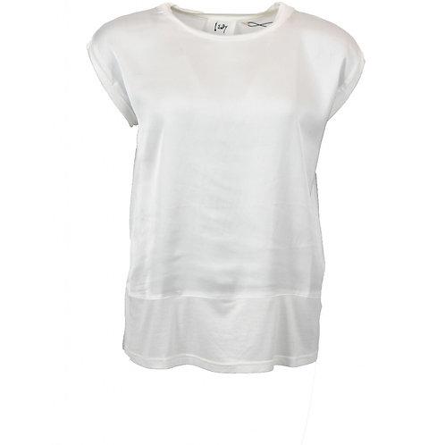 Isay t-shirt (råhvid)