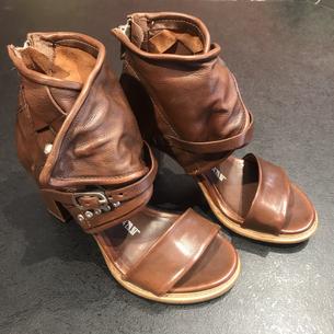 Optimal sandal for fusserne