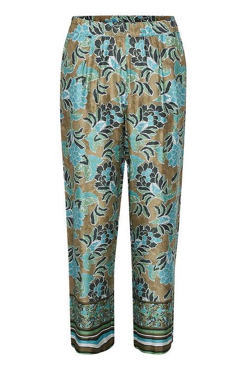 Cream pants (multi/grøn/blå/army mm)