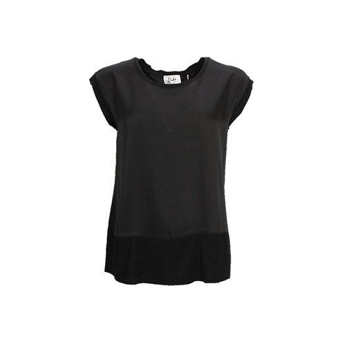 Isay t-shirt (sort)