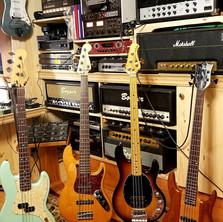 Basses in studio.jpg