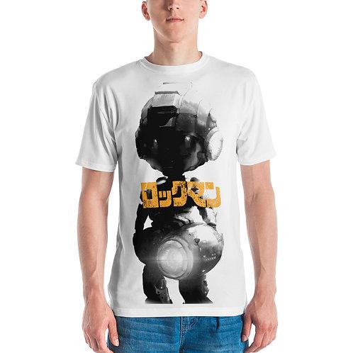 Men Rock Man T-Shirt  White
