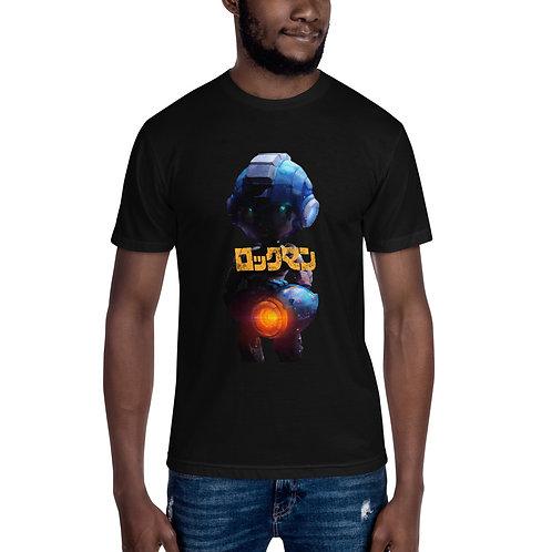Unisex Rock Man T-Shirt Black