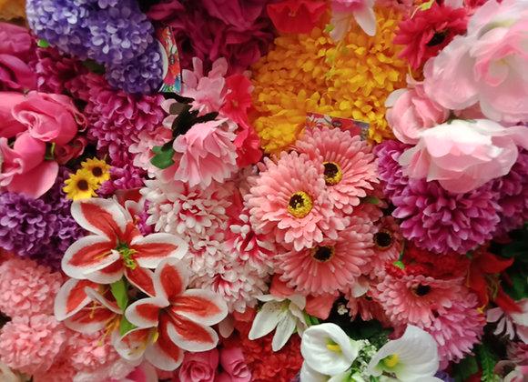 artificial yatsal flower large