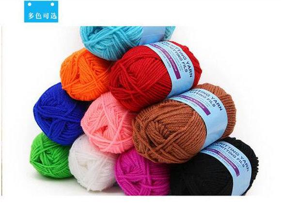 Yarn 8 ply 100gm