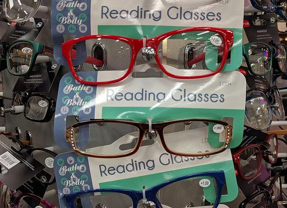 Modern design reading glasses