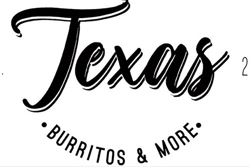 Texas Burritos and More T-shirt