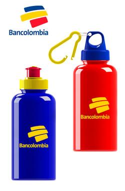 Bancolombia bottle