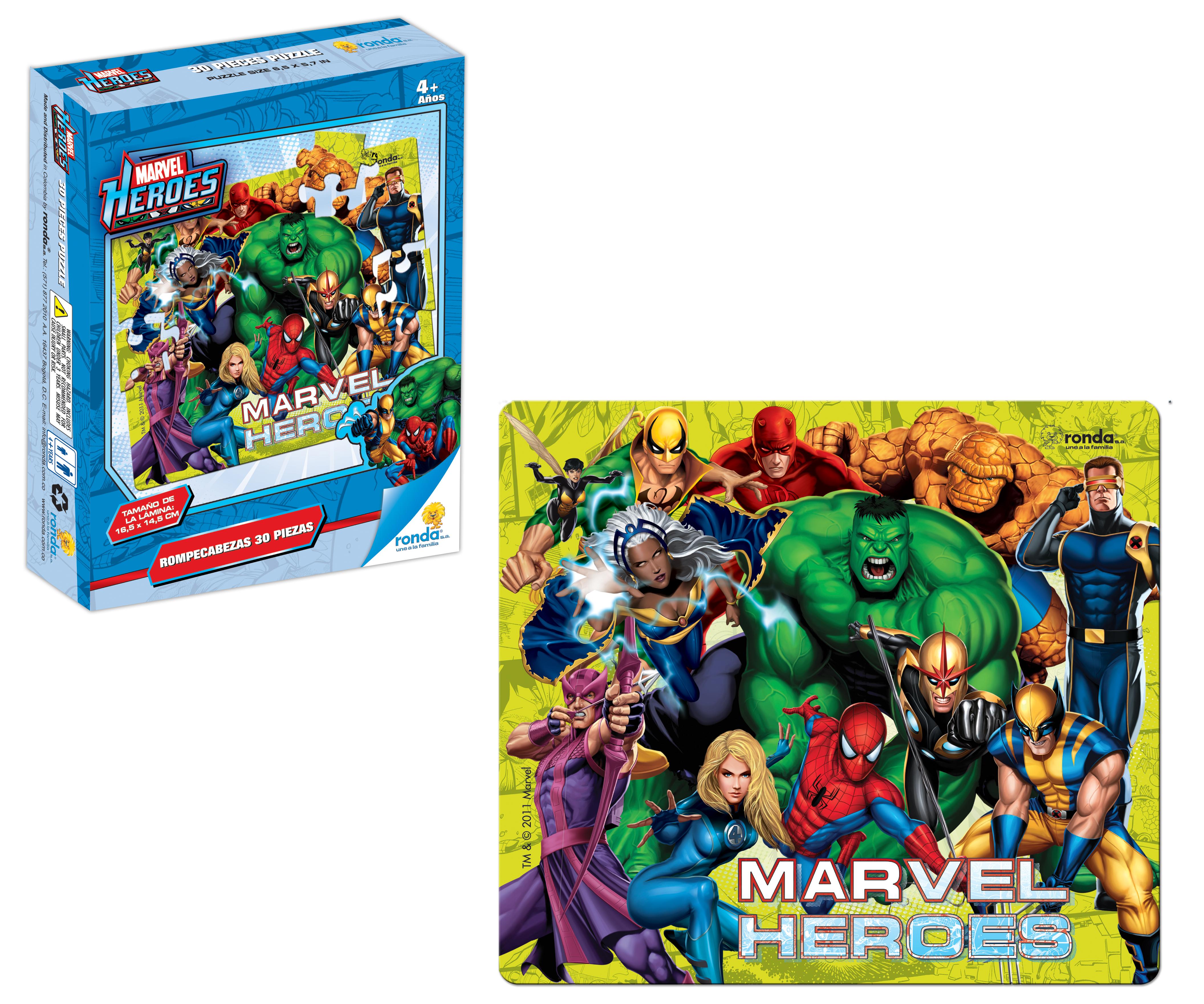 Marvel Puzzle