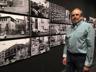 Victor Ibáñez expone su Huesca de los '80