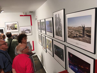 Nuestra primera exposición colectiva abre sus puertas