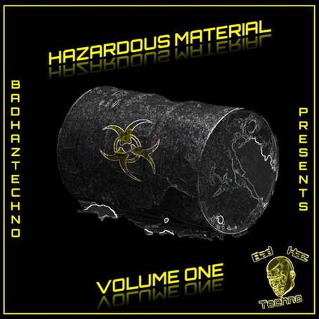 Hazardous Material Volume One (HALF PRICE / 50% OFF)