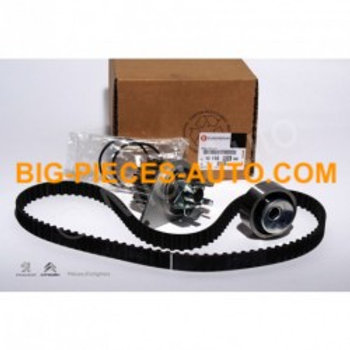 Kit distribution avec pompe à eau PSA mot. TU3 1.4i 206 306 307 Berlingo