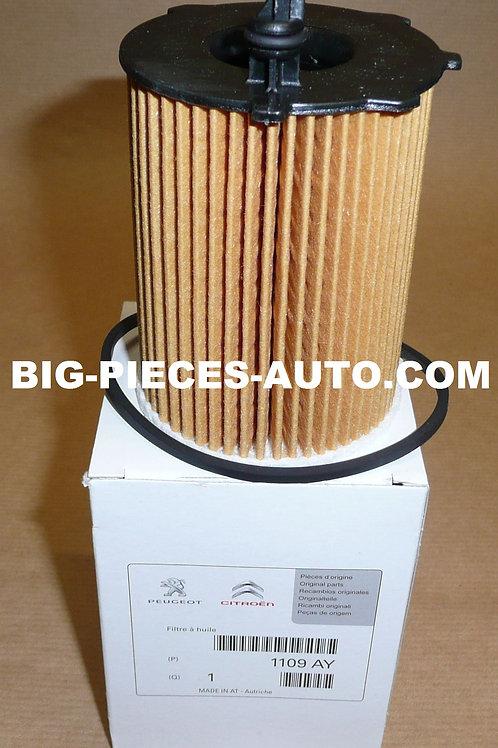 Filtre à huile Peugeot Citroen D'ORIGINE 1.4 /1.6 HDi 2008 207 208 3008 C3 C4 C5
