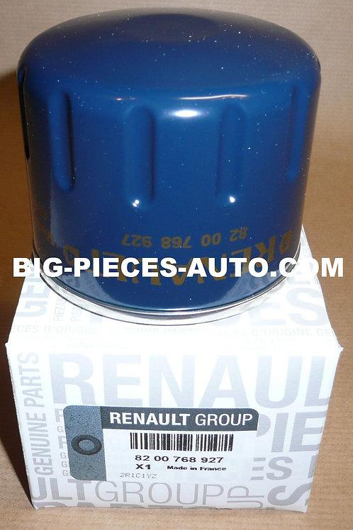 Filtre à huile Renault d'ORIGINE 1996 à auj Clio Megane Laguna Scénic Twingo