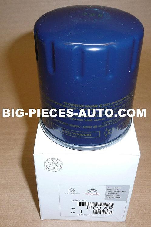 Filtre à huile Peugeot Citroen D'ORIGINE 1994 à 2006