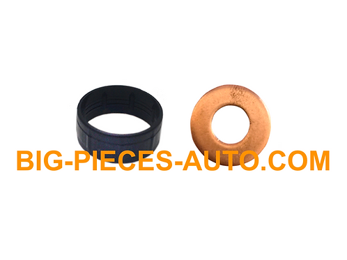 Kit joint d'injecteur PSA 1.4 HDi / Ford 1.4 TDCi montage Bosch