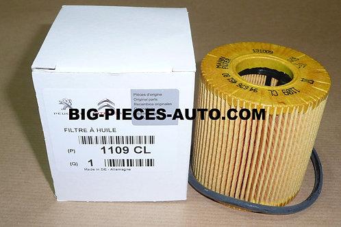 Filtre à huile Peugeot Citroen D'ORIGINE 1007 206 207 208 3008 308 C3 C4 C5 C6