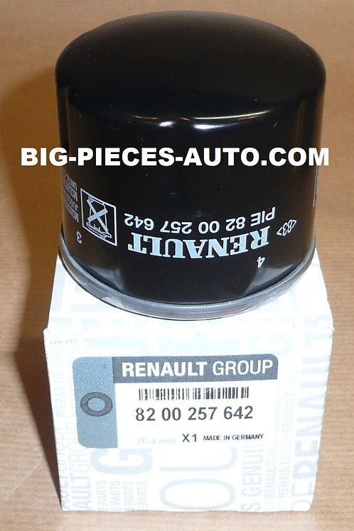 Filtre à huile Renault d'ORIGINE 1.0 / 1.2i Clio / Kangoo / Modus / Twingo
