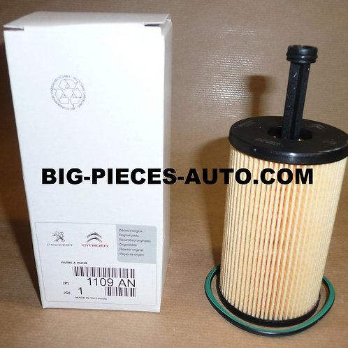 Filtre à huile D'ORIGINE Peugeot Citroen 106 / 206 / 306 / 307 / C2 / C3 / Saxo