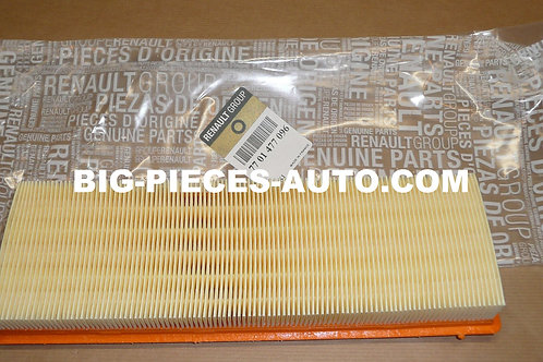 Filtre à air d'origine Renault 1.9 DTi / 1.9 DCi 1996>2007