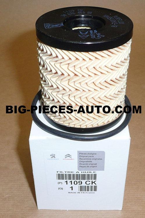 Filtre à huile Peugeot Citroen D'ORIGINE 2008 206 207 208 3008 308 C3 C4 C5 C8..