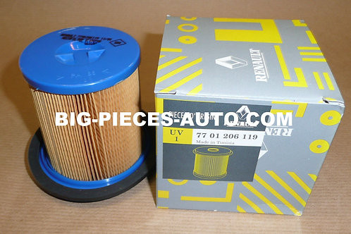 Filtre à carburant D'ORIGINE Renault 1.9 D / dTi / DCi