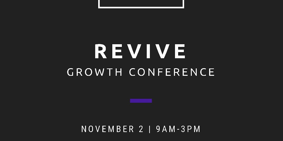 REVIVE GROWTH CONFERENCE