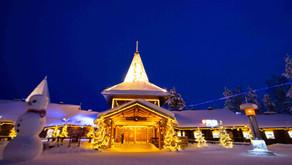 SANTA CLAUS VILLAGE: a casa oficial do Papai Noel na Lapônia