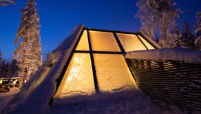 SNOWMAN WORLD GLASS RESORT: o sensacional e recém inaugurado hotel de vidro na Vila do Papai Noel