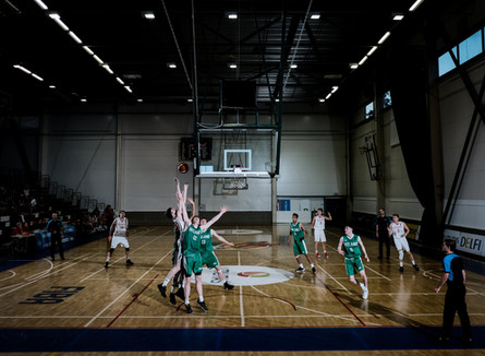 Hiina ime Tallinna spordisaale valgustamas