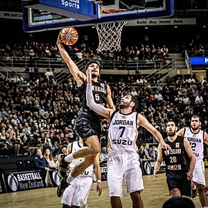 FIBA World Cup 2019 Qualifiers in New Zealand